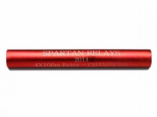 Athlete Awards Baton (RelayBatons.com)