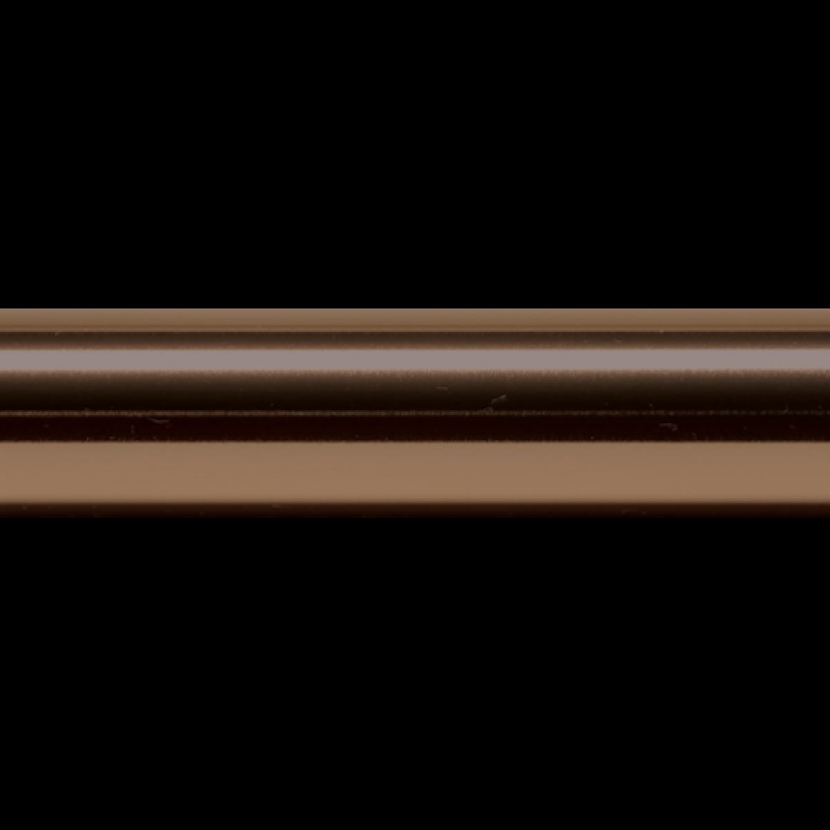 Sample Baton Base Color - Glossy Brown