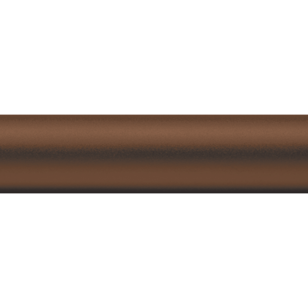 Sample Baton Base Color - Matte Brown