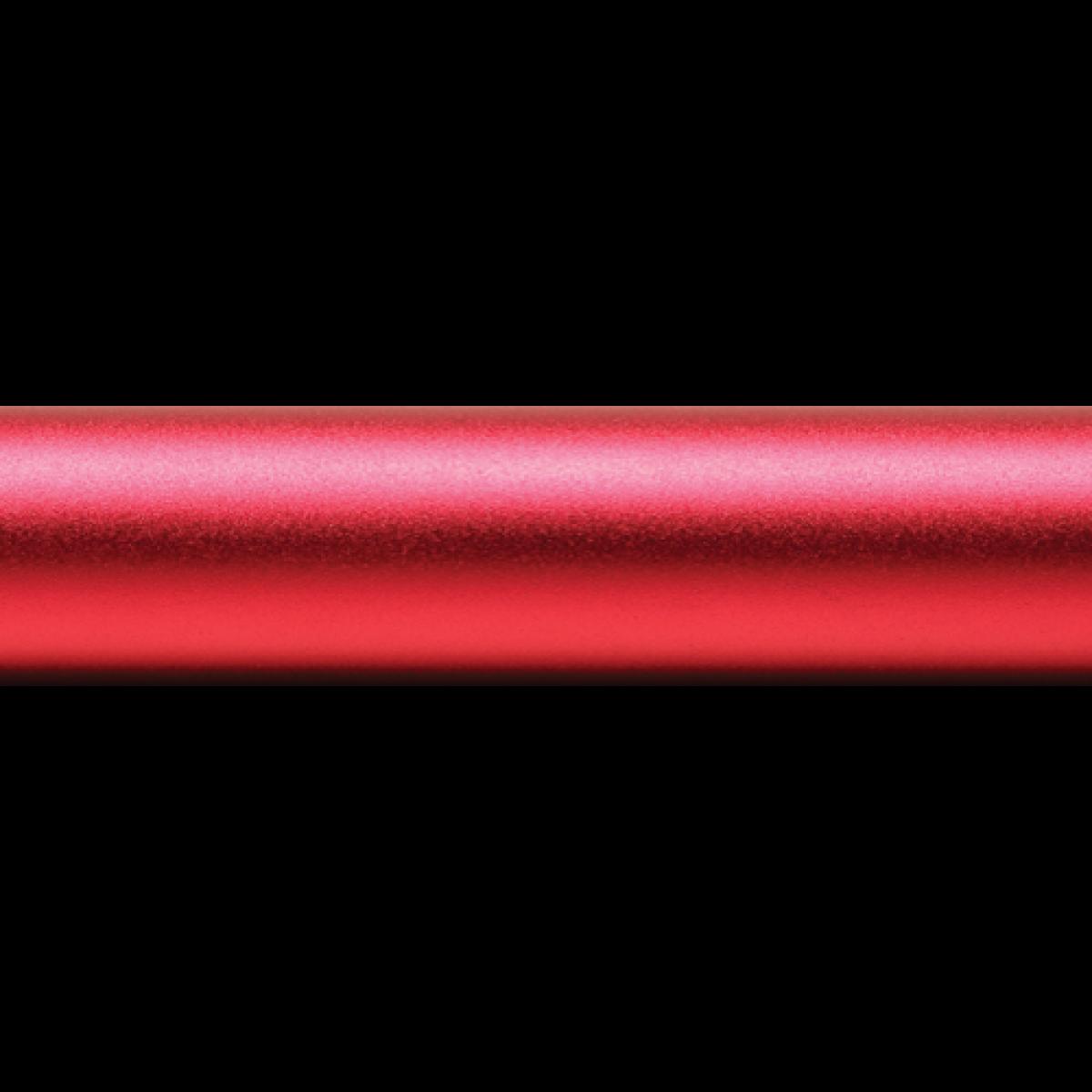 Sample Baton Base Color - Matte Red