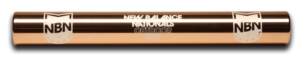 New Balance Nationals Relay Baton (RelayBatons.com)