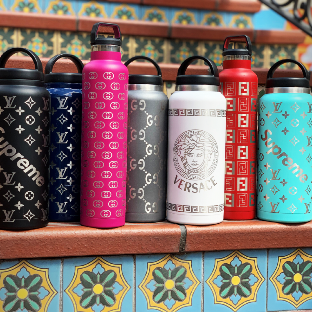 Supreme Water Bottles (RelayBatons.com)