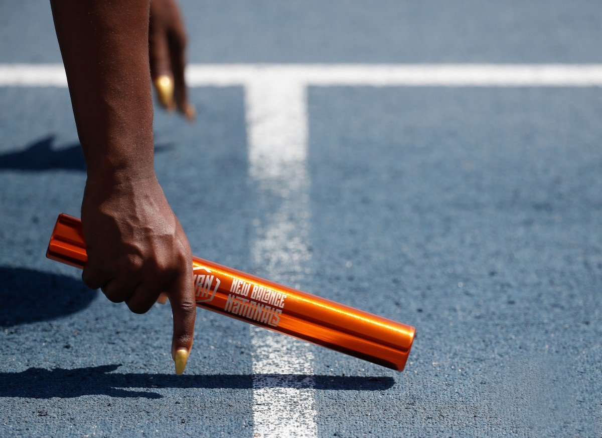 Best Custom Relay Baton